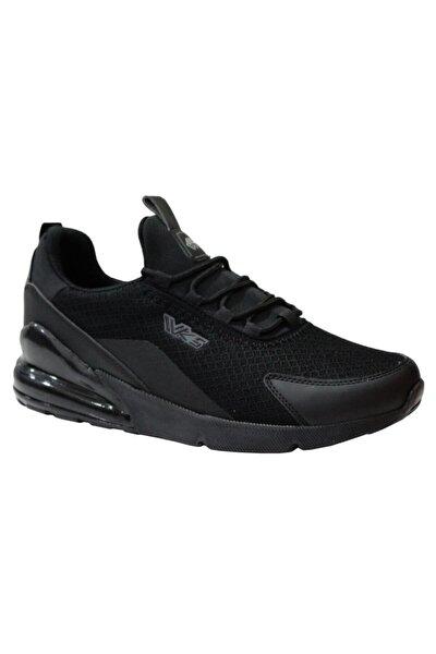 2349 Siyah Anatomik (40-44) Erkek Spor Ayakkabı