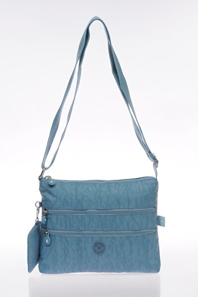 Smb1185-0050 Buz Mavisi Kadın Çapraz Çanta