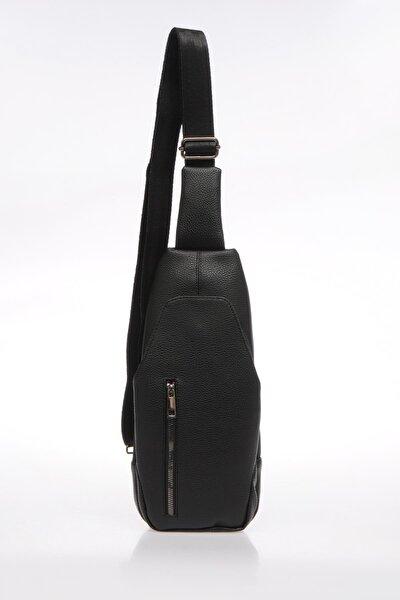 Mp9066 Rlx Siyah Unısex Body Bag
