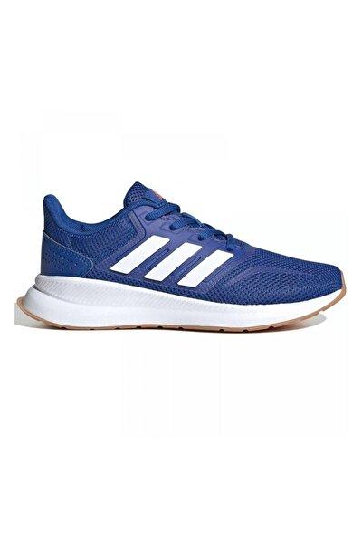 RUNFALCON K Mavi Erkek Çocuk Koşu Ayakkabısı 100663940