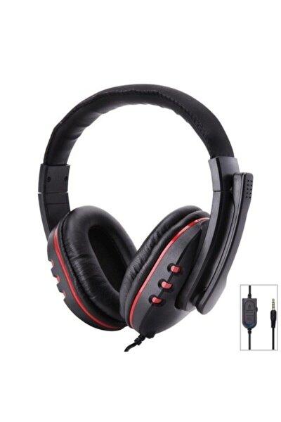 Siyah Magıcvoıce Gm002 Stereo Kulaküstü Mikrofonlu Oyuncu Kulaklık