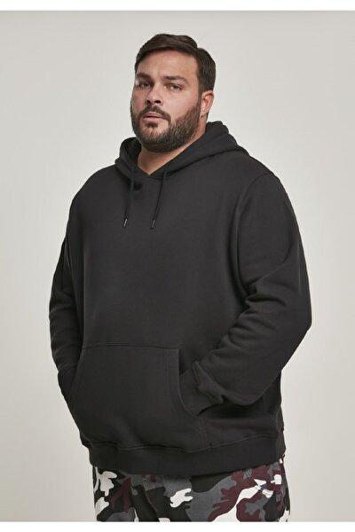 Garip Tekstil Battal Kalın Sweatshirt Siyah