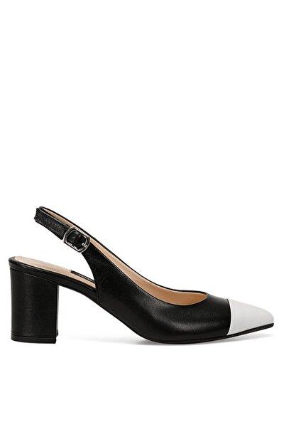 LISA Siyah Kadın Klasik Topuklu Ayakkabı 100526599