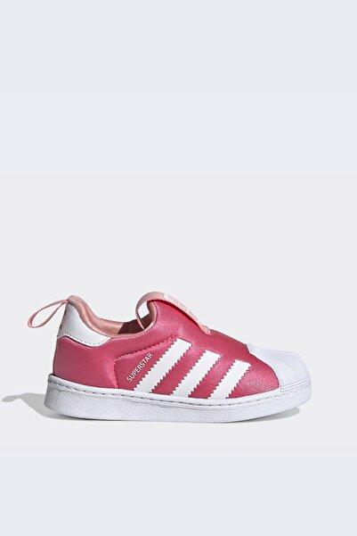 Bebek Günlük Spor Ayakkabı Superstar 360 I Ef6629