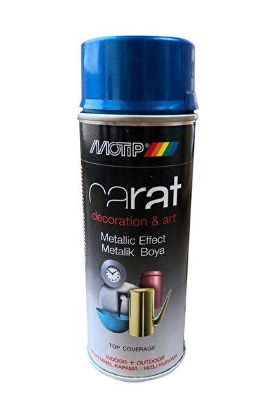 Carat Parlak Metalik Mavi 400 ml. Ral 95878