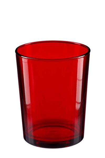 Tipo Su Bardağı - Kırmızı 43,5 Cl 6'lı Set
