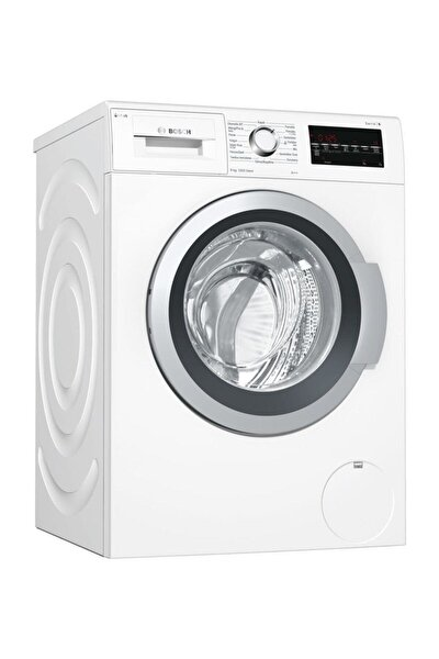 WAT24S80TR i-Dos A+++ 1200 Devir 9 kg Çamaşır Makinesi