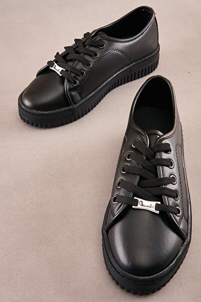 Sıyah Sneaker K0590046409