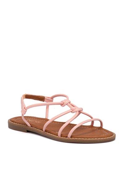 Pudra Vegan Kadın Sandalet 10162c63