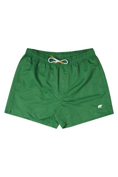 Yeşil Erkek Deniz Şortu Davenport Forest 18.01.09.001-c09