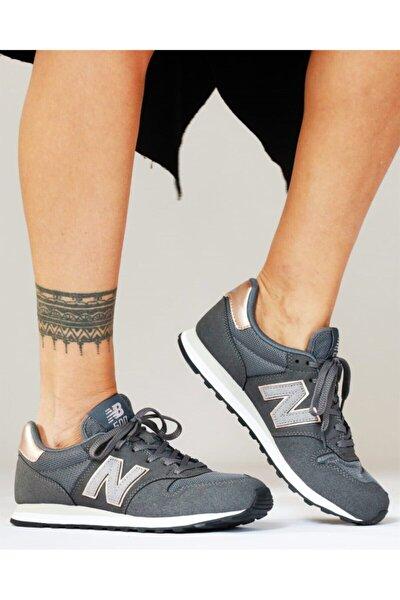 500 Gri Pudra Kadın Spor Ayakkabı Gw500tsg V3