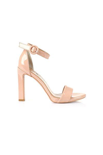 Carmen Nude Topuklu Ayakkabı