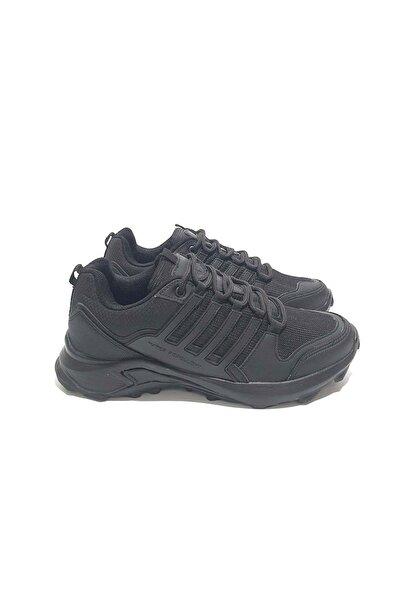 Erkek Trekking Ayakkabı - Siyah - 40