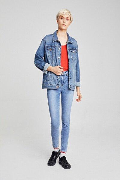 Kadın Tanya X Skinny Jean Pantolon-01009510301458552035