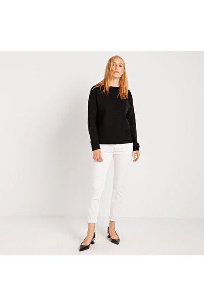 Kadın Sweatshirt Siyah