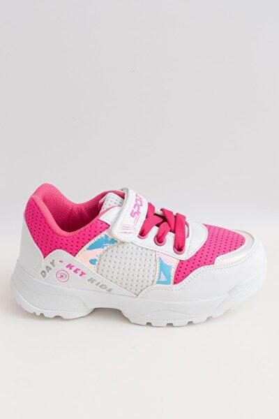 Kız Çocuk Günlük Spor Ayakkabı Sneaker