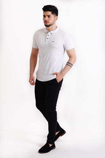 Quick Minik Petekli Polo Yaka Tişört