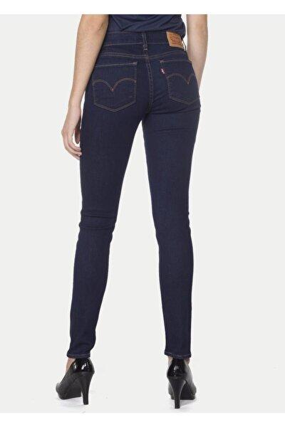Kadın Lacivert Levı's® 711 18881-0000 Skınny  Jeans