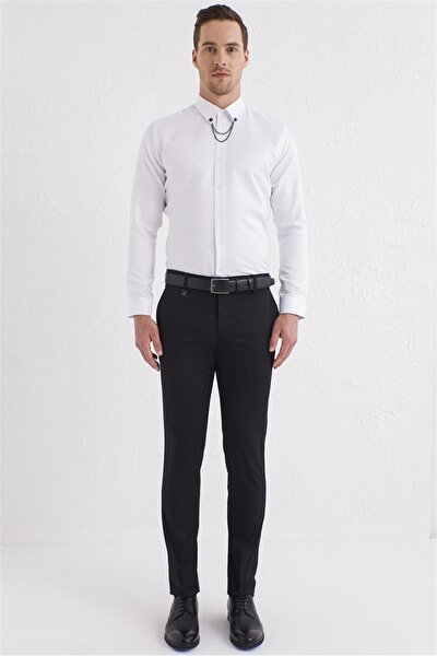 P 1073 Siyah Spor Pantolon