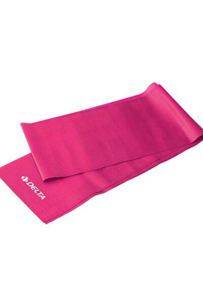 Pilates Bandı Orta Sert 120 X 15 Cm Egzersiz Direnç Lastiği