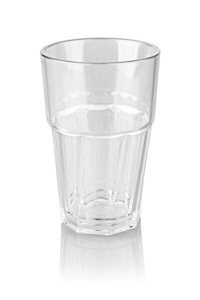 Kırılmaz Bardak - Şeffaf 300 ml - 6 Adet