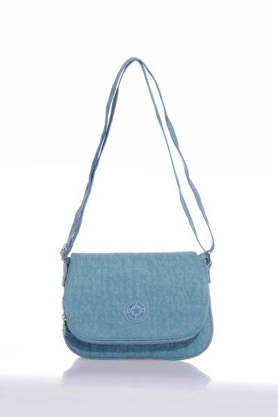 Smb3056-0050 Buz Mavisi Kadın Çapraz Çanta