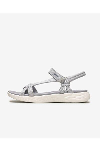 ON-THE-GO 600 Kadın Gri Sandalet 16178 GRY