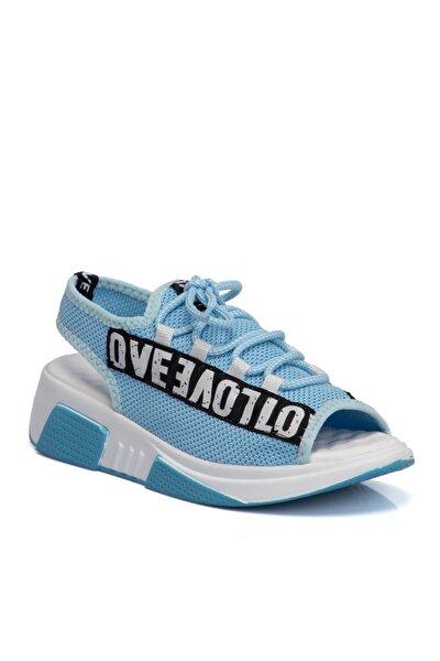 Mavi Vegan Kadın Sandalet 210034l90