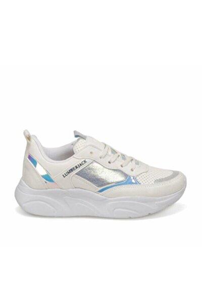 LILIAN Beyaz Kadın Sneaker Ayakkabı 100486542