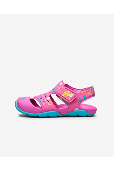 Kız Çocuk Pembe Sandalet