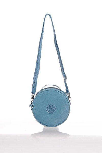 Smb3024-0050 Buz Mavi Kadın Çapraz Çanta