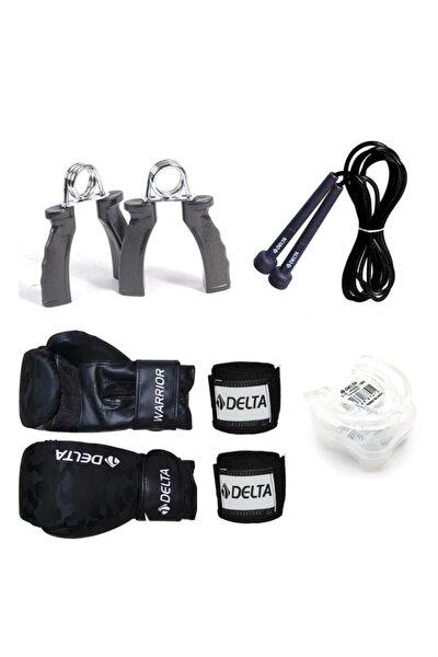 Front Boks Seti (Boks Eldiveni - El Bandajı - Atlama Ipi - Dişlik - El Yayı)