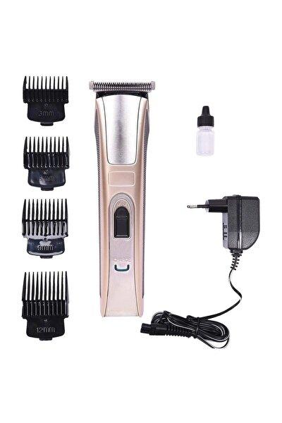 128 Kuaför Tipi Şarjlı Saç Sakal Kesme Traş Tıraş Makinesi
