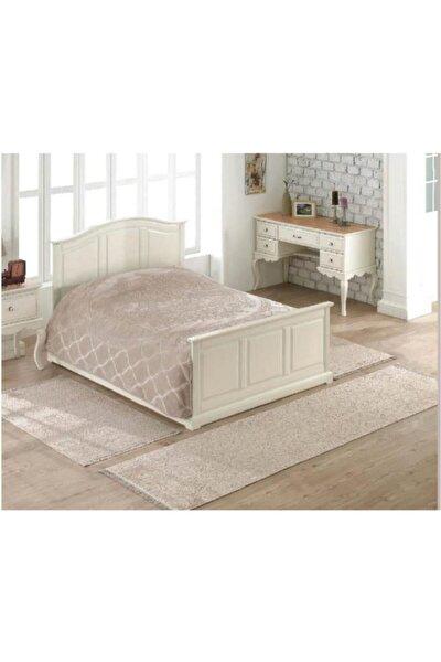 3`lü Yatak Odası Halı Seti Vizon