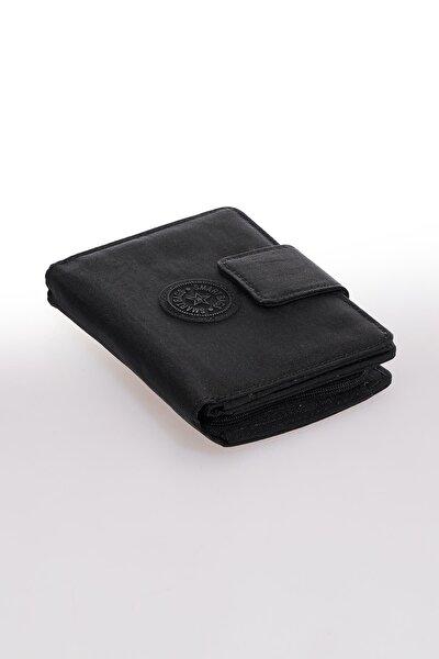 Smb3035-0001 Siyah Kadın Cüzdan