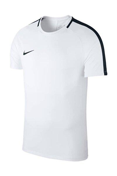 Erkek Beyaz Academy Tişört