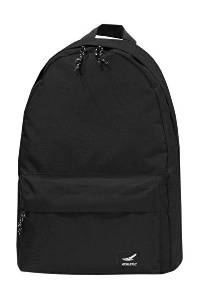 Ad-120 Günlük Seyahat Okul Sırt Çantası Siyah