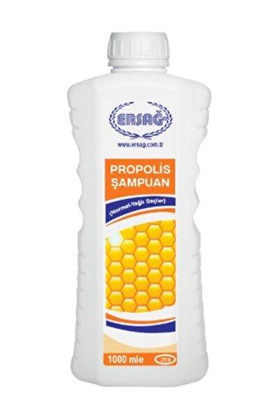 Propolis Şampuan 1000 ml – Normal Ve Yağlı Saçlar Için