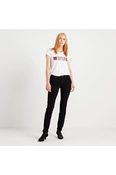 Jasmin Slim Kadın Jean Pantolon Siyah