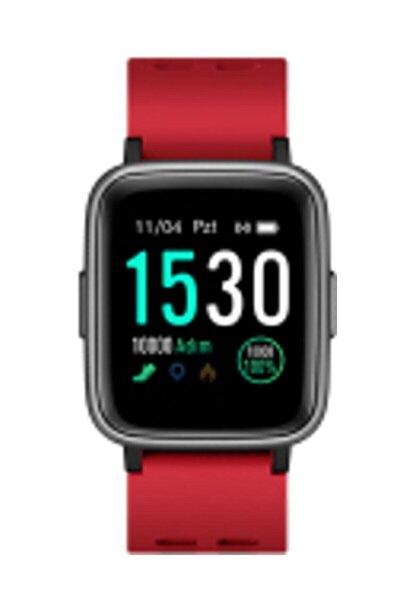 Akıllı Saat Kırmızı