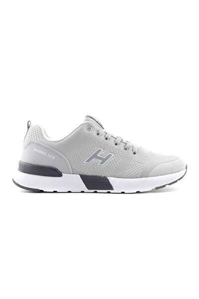 Erkek Gri Günlük Spor Ayakkabı 5611015