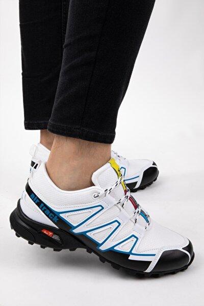 Erkek Outdoor Trekking Ayakkabı Memory Hafıza Tabanlı Sneaker Yürüyüş Ayakkabısı