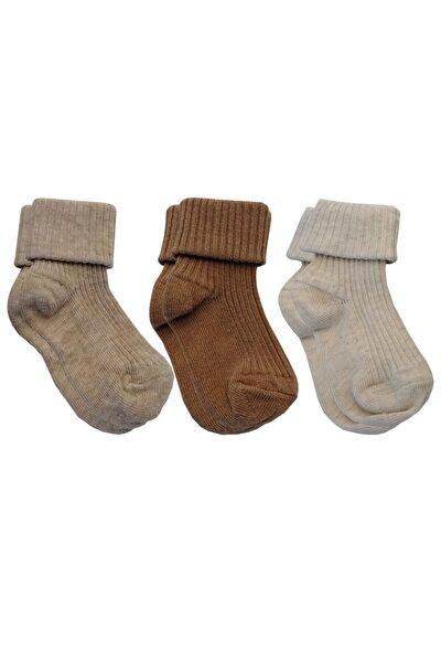 Kıvrık Bebek Çorabı