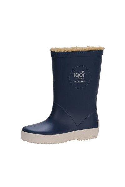Splash Nautico Borreg. Yağmur Çiz. W10207-ıgr007 Laci 23-32 Içi Miflonlu