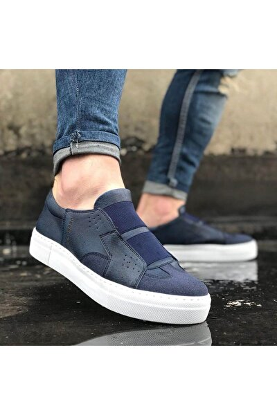 Ch Ch033 Bt Erkek Ayakkabı Lacivert
