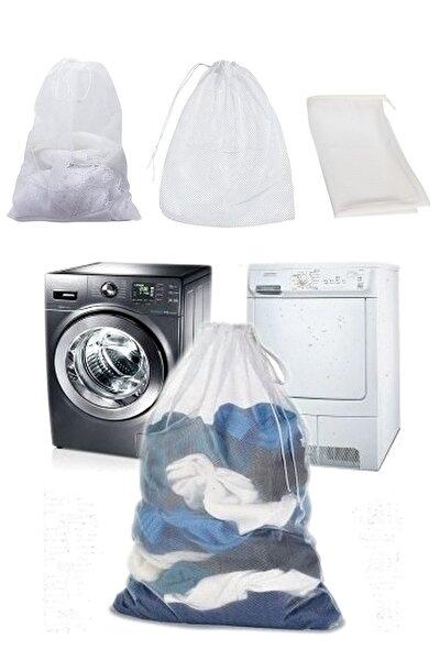Çamaşır Yıkama Filesi Torbası 60 X 90 Cm / 5 Kg