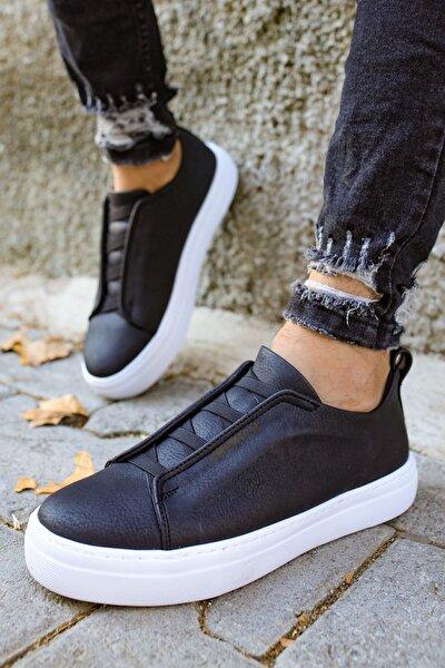 Ch Ch013 Bt Erkek Ayakkabı Siyah