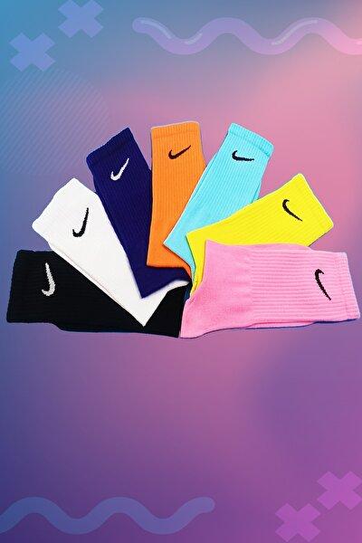 Soxlab 7'li Atletik Spor Çorap Seti