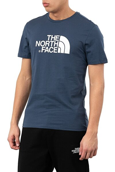 Erkek Easy Tişört - Mavi