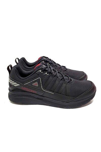 Hellıum Cross Erkek Spor Ayakkabı - Siyah - 42